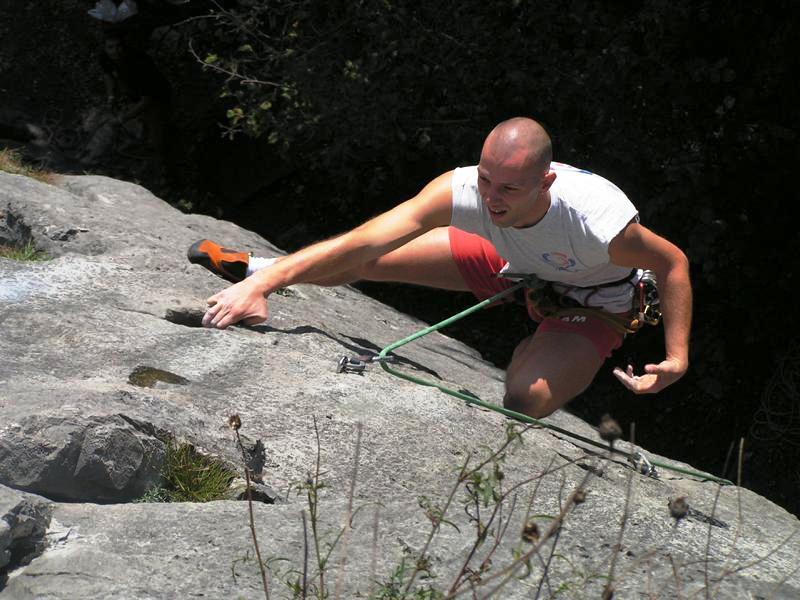 Martinswand AV Klettergarten